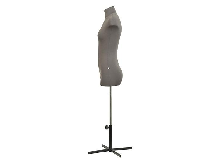 Профессиональный портновский манекен CHAYKA, размер 48, серый