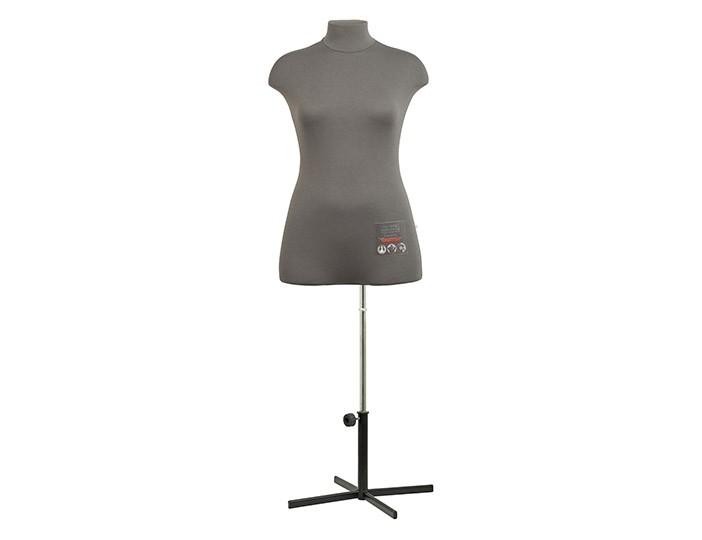 Профессиональный портновский манекен CHAYKA, размер 46, серый