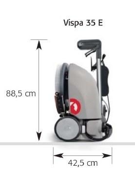 Поломоечная машина Comac Vispa 35E