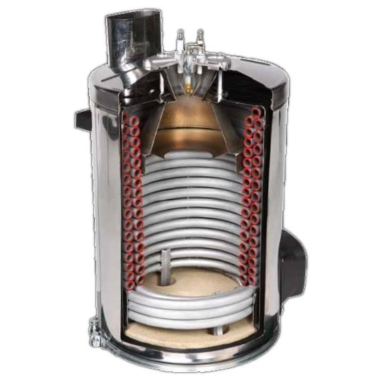 Мойка высокого давления с нагревом воды Portotecnica UNIVERSE H D1813P T