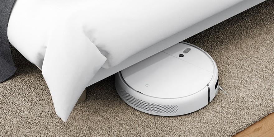 Робот-пылесос Xiaomi Mijia Robot Vacuum Cleaner 1C