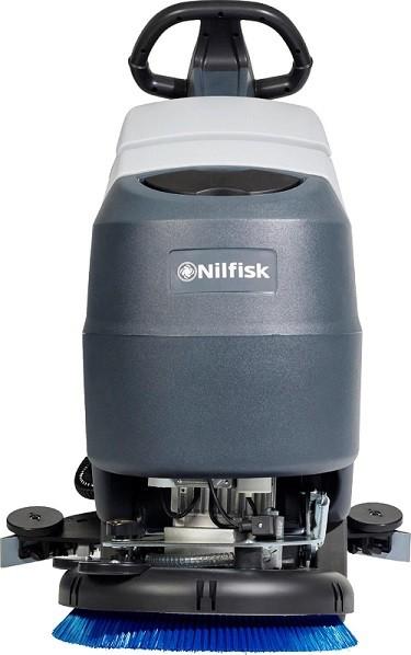 Сетевая поломоечная машина Nilfisk SC401 E